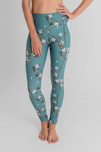 Leggings estampados para yoga