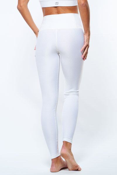 Leggings blancos Bají